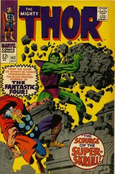 The Mighty Thor #142