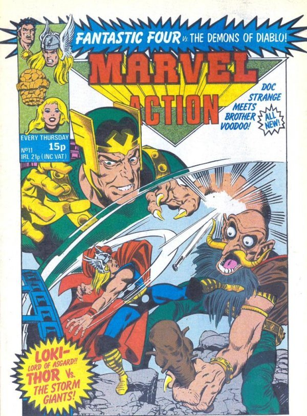Marvel Action #11