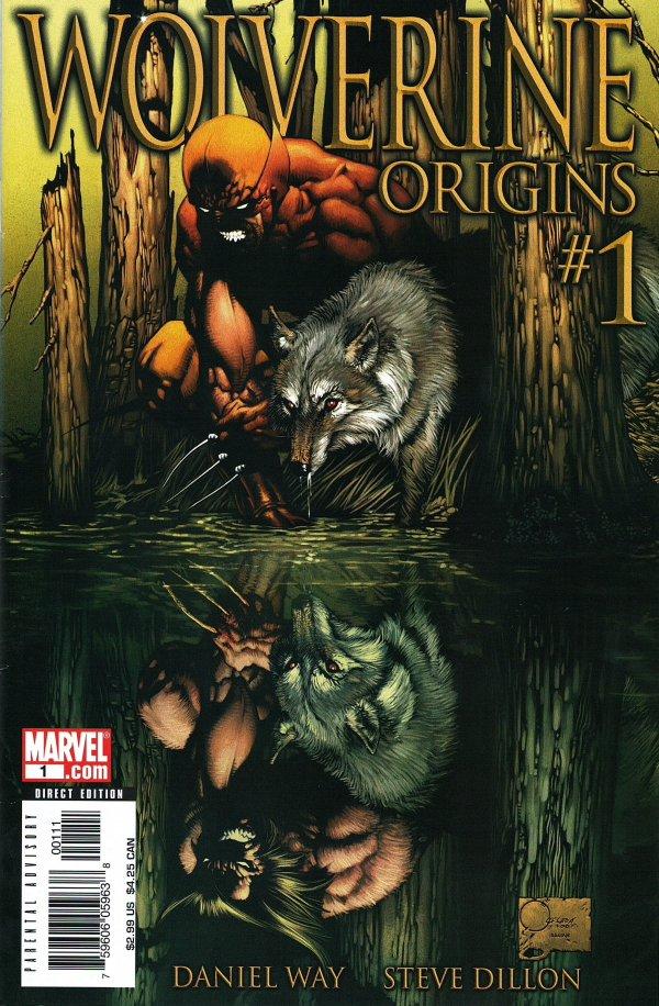Wolverine: Origins #1