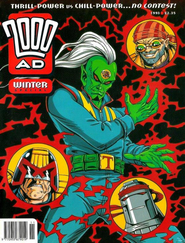 2000 AD Winter Special #5