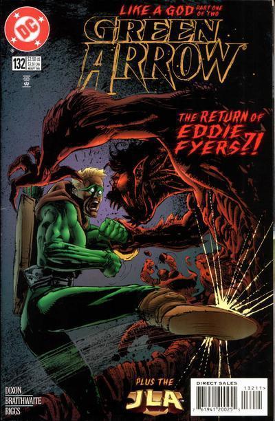 Green Arrow #132