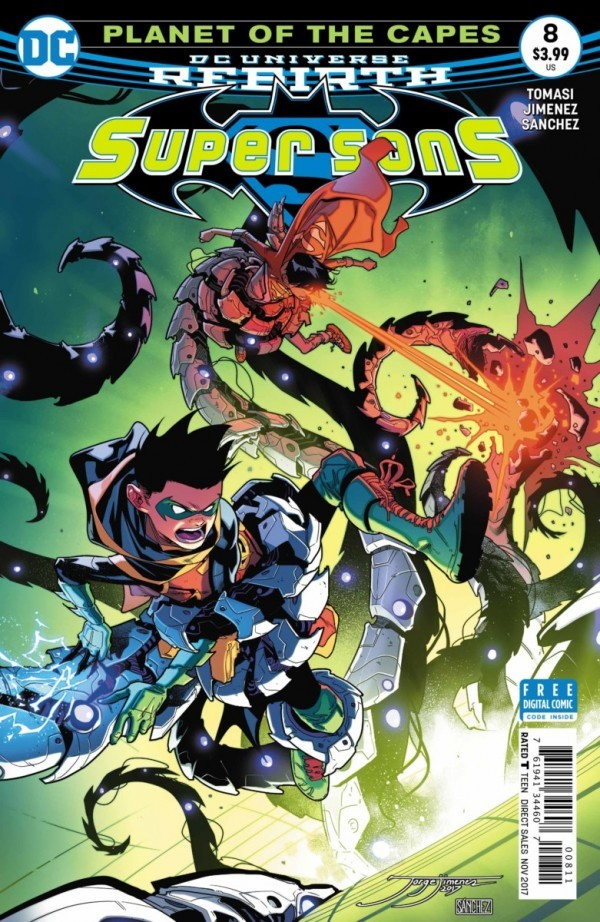 Super Sons #8