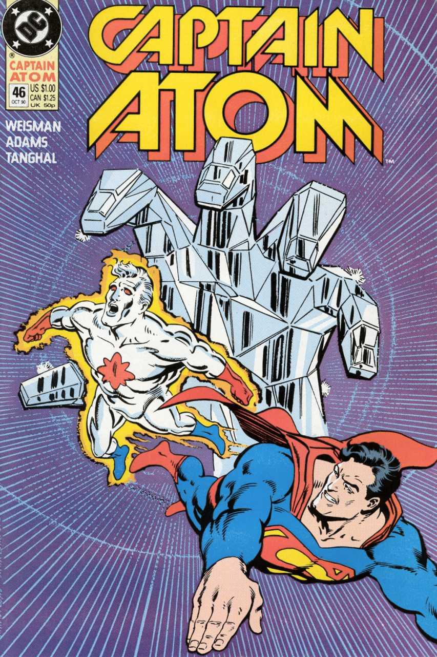 Captain Atom #46