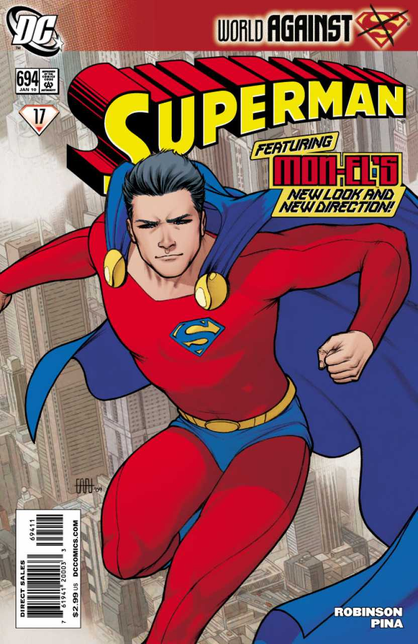 Superman #694