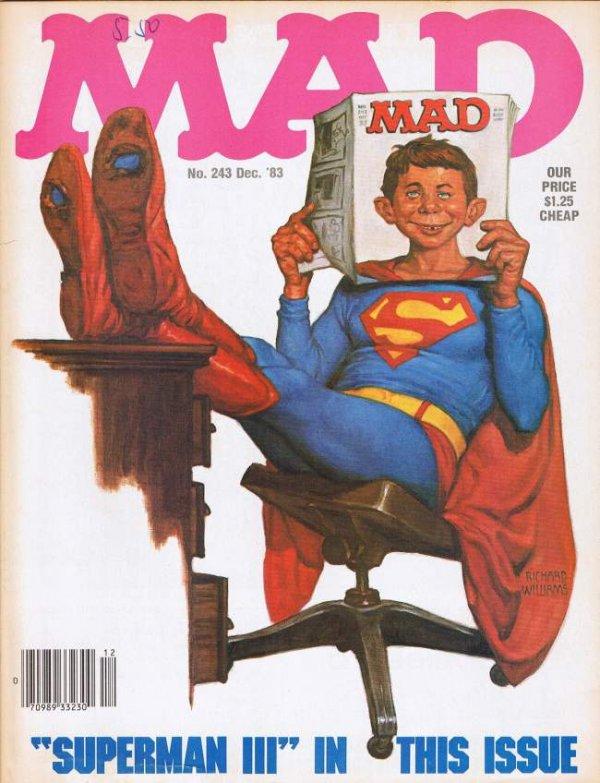 Mad Magazine #243