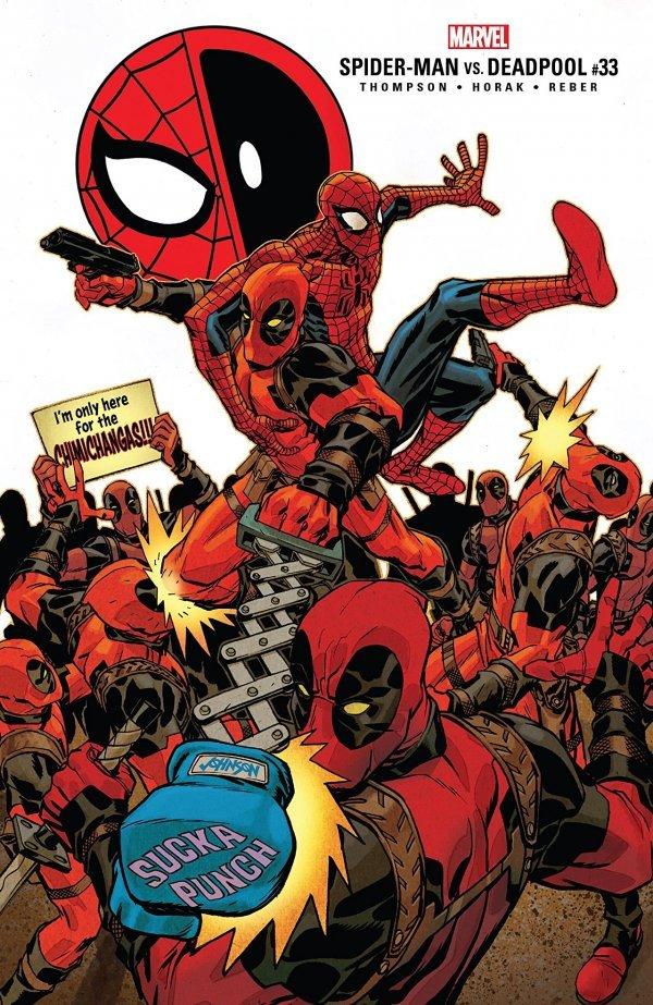 Spider-Man / Deadpool #33