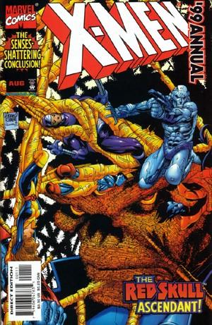 X-Men Annual '99