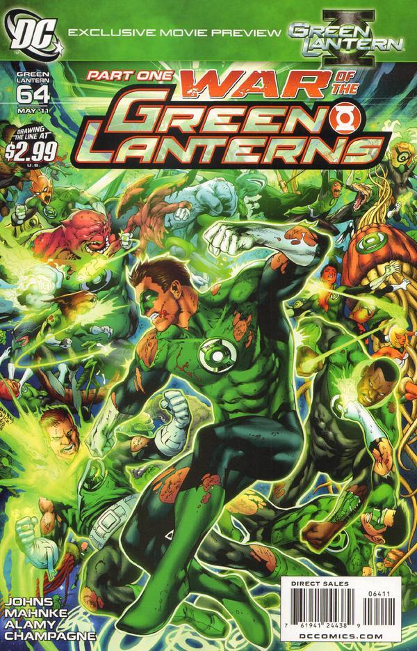 Green Lantern #64