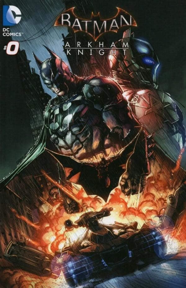 Batman: Arkham Knight #0