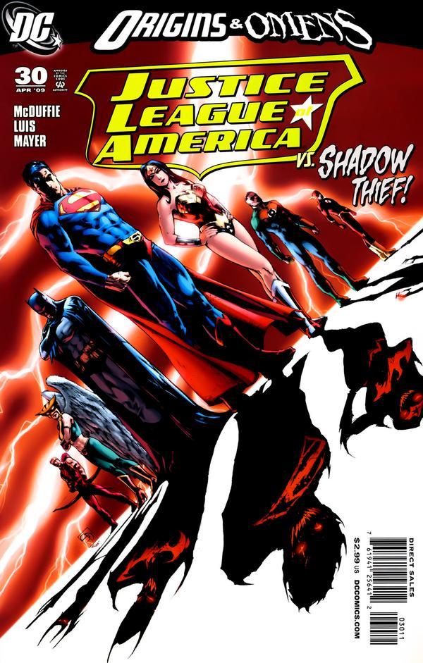 Justice League of America #30