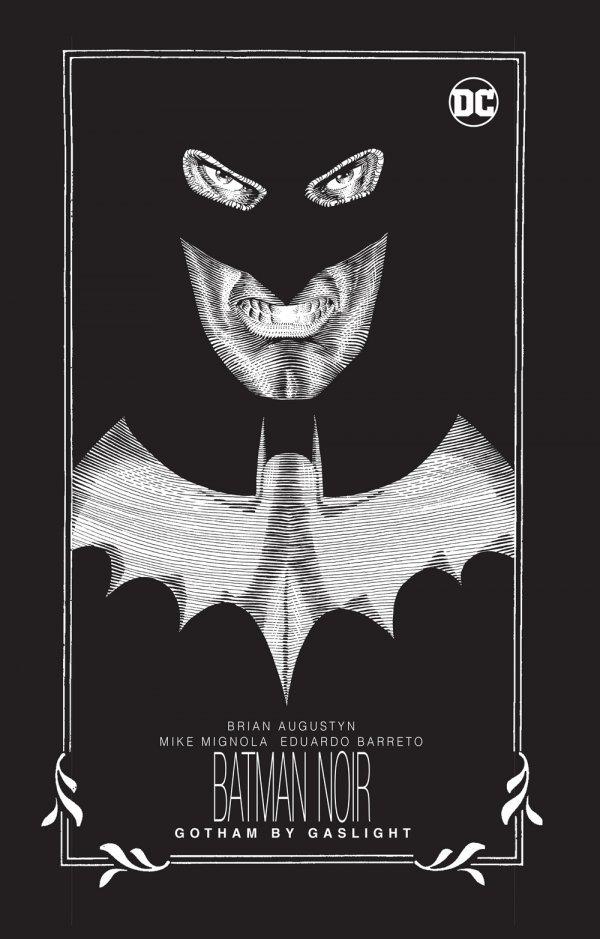 Batman: Noir Gotham By Gaslight HC