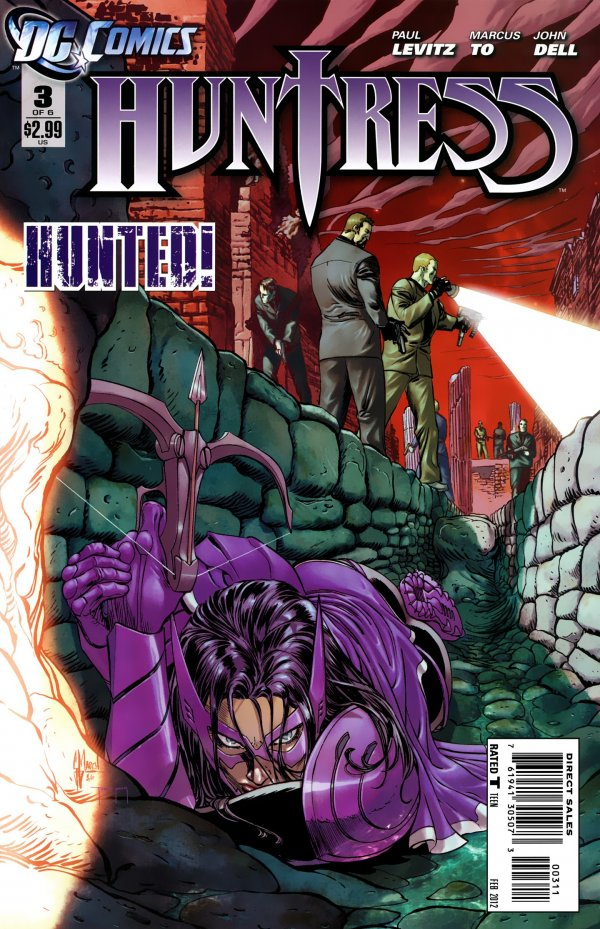 Huntress #3