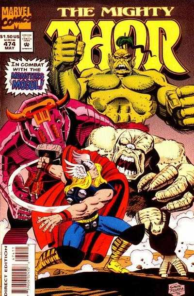 The Mighty Thor #474