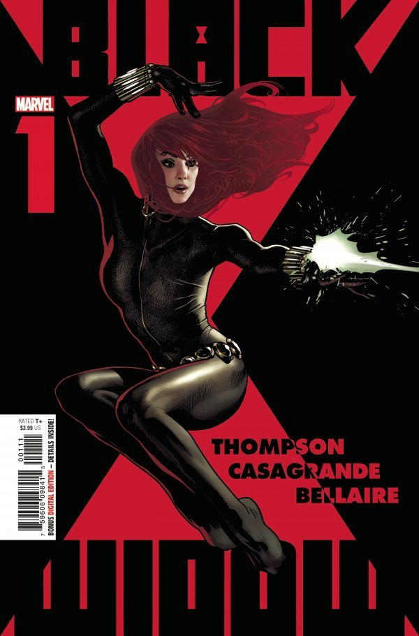 Black Widow Widow/'s Sting One-Shot Cover A Marvel PREORDER SHIPS 28//10//20