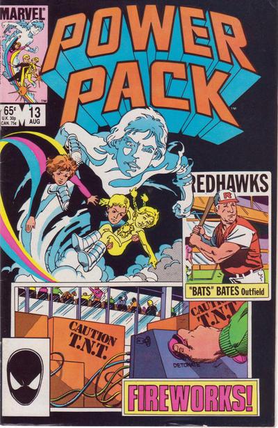 Power Pack #13