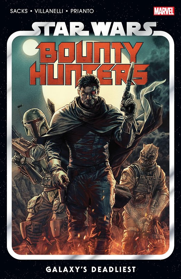 Star Wars: Bounty Hunters Vol. 1: Galaxy's Deadliest TP