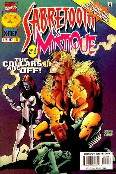 Sabretooth and Mystique #3