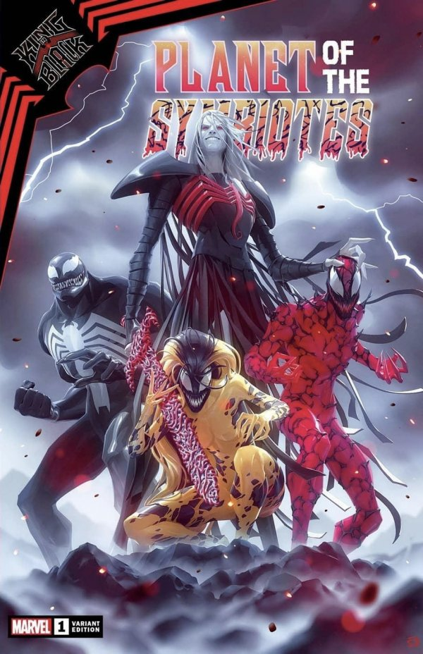 King in Black: Planet of the Symbiotes #1
