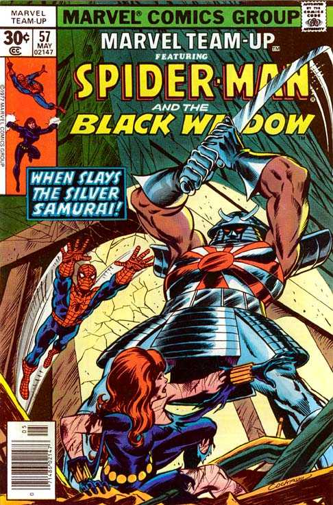 Marvel Team-Up #57