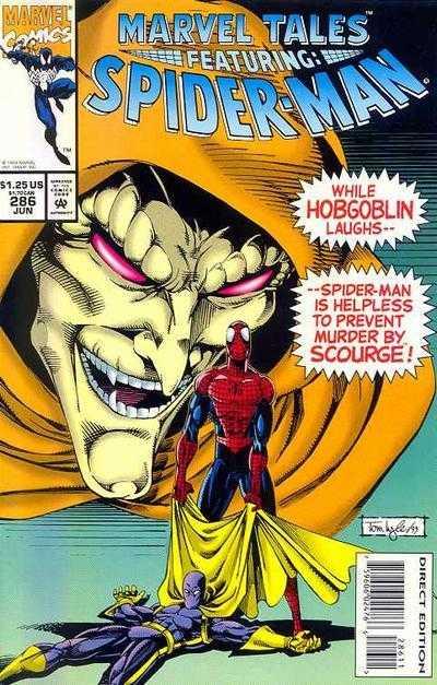 Marvel Tales #286