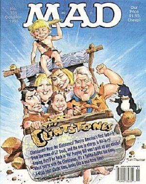 Mad Magazine #331