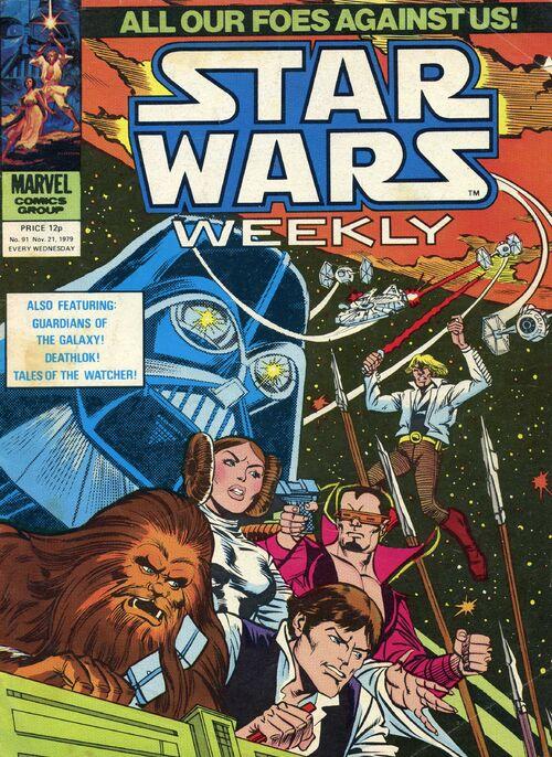 Star Wars Weekly #91