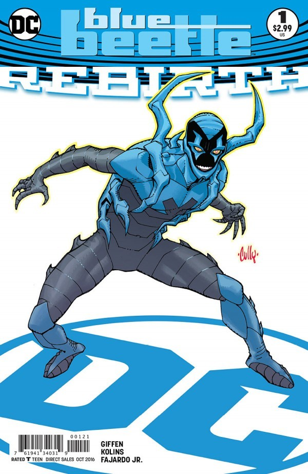 Blue Beetle: Rebirth #1