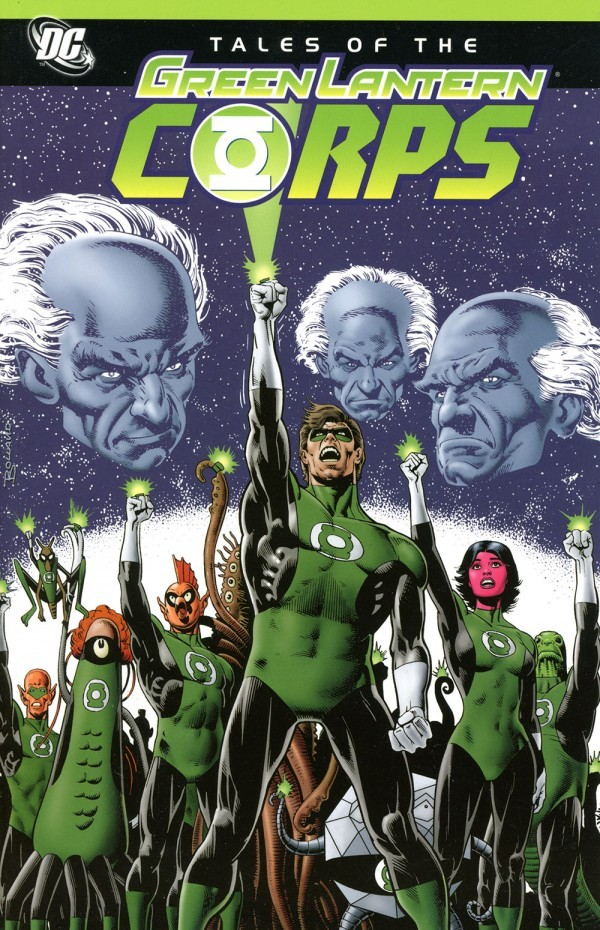 Tales of the Green Lantern Corps Vol. 1 TP