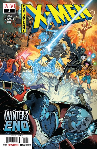 Uncanny X-Men: Winter's End #1