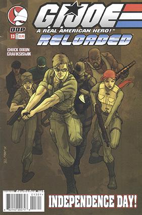 G.I. Joe: Reloaded #13