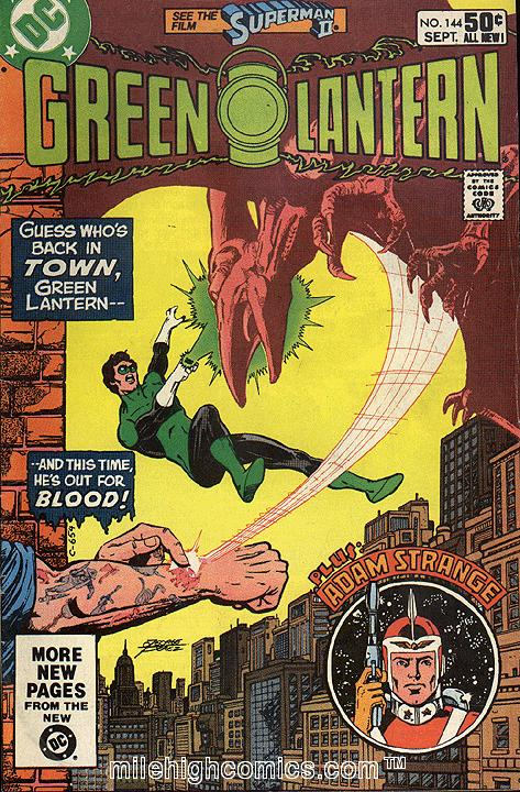 Green Lantern #144