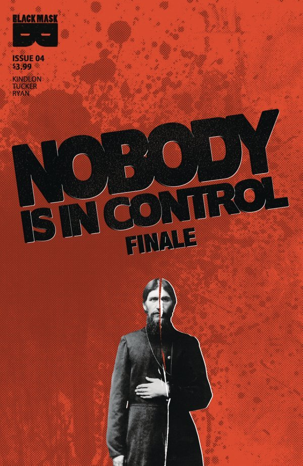 Nobody Is In Control #4 review