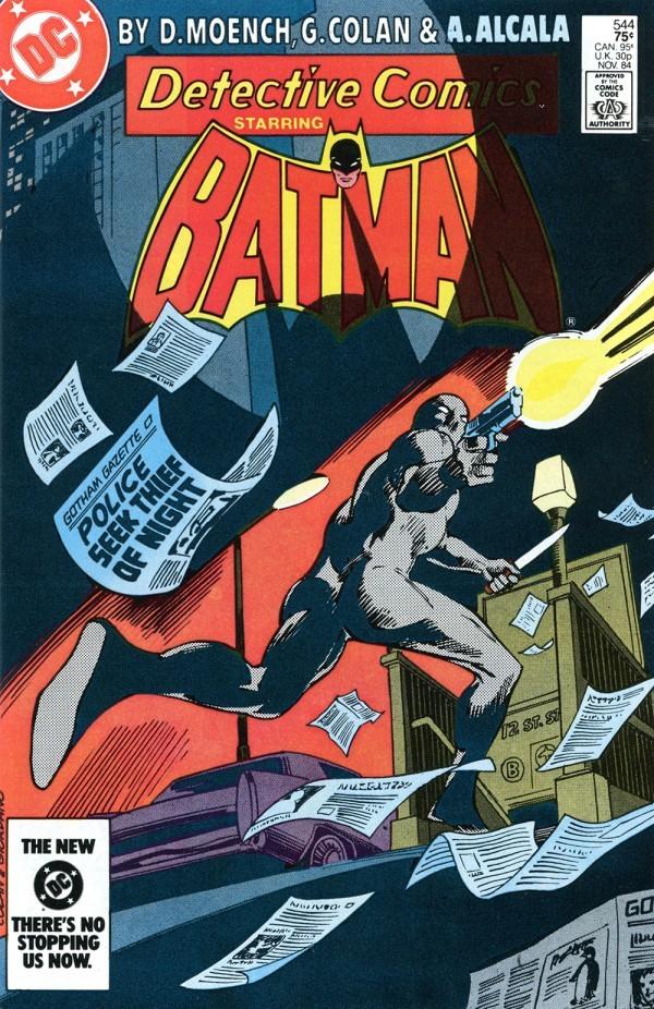 Detective Comics #544