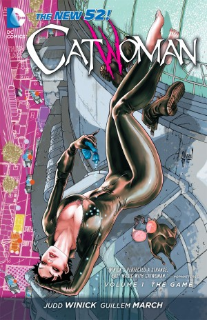 Catwoman Vol. 1: The Game TP