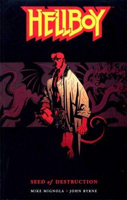 Hellboy Vol. 1: Seed of Destruction TP