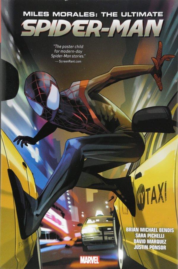 Miles Morales: Ultimate Spider-Man Omnibus HC