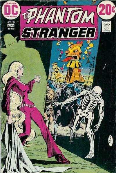 The Phantom Stranger #24