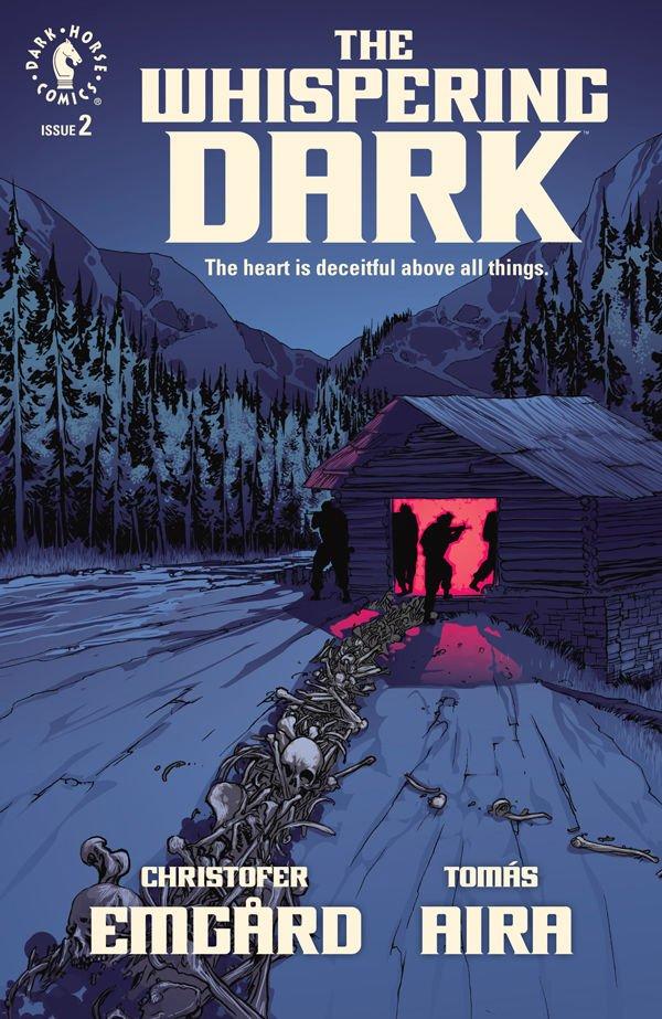The Whispering Dark #2