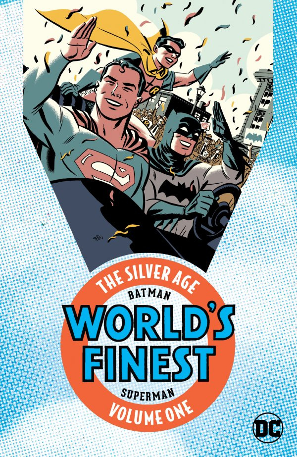 Batman & Superman In World's Finest: The Silver Age Vol. 1 TP
