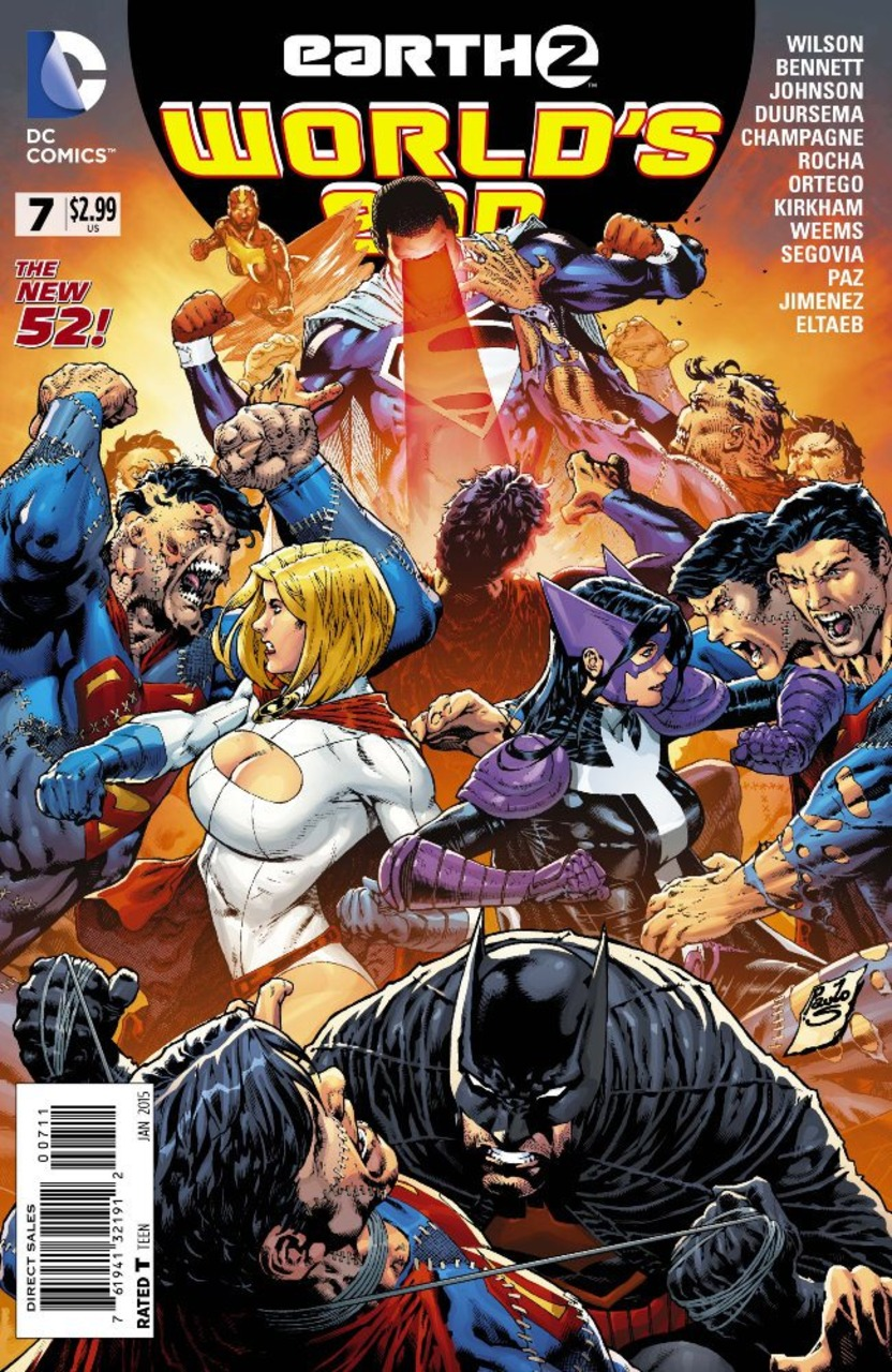 Earth 2: World's End #7