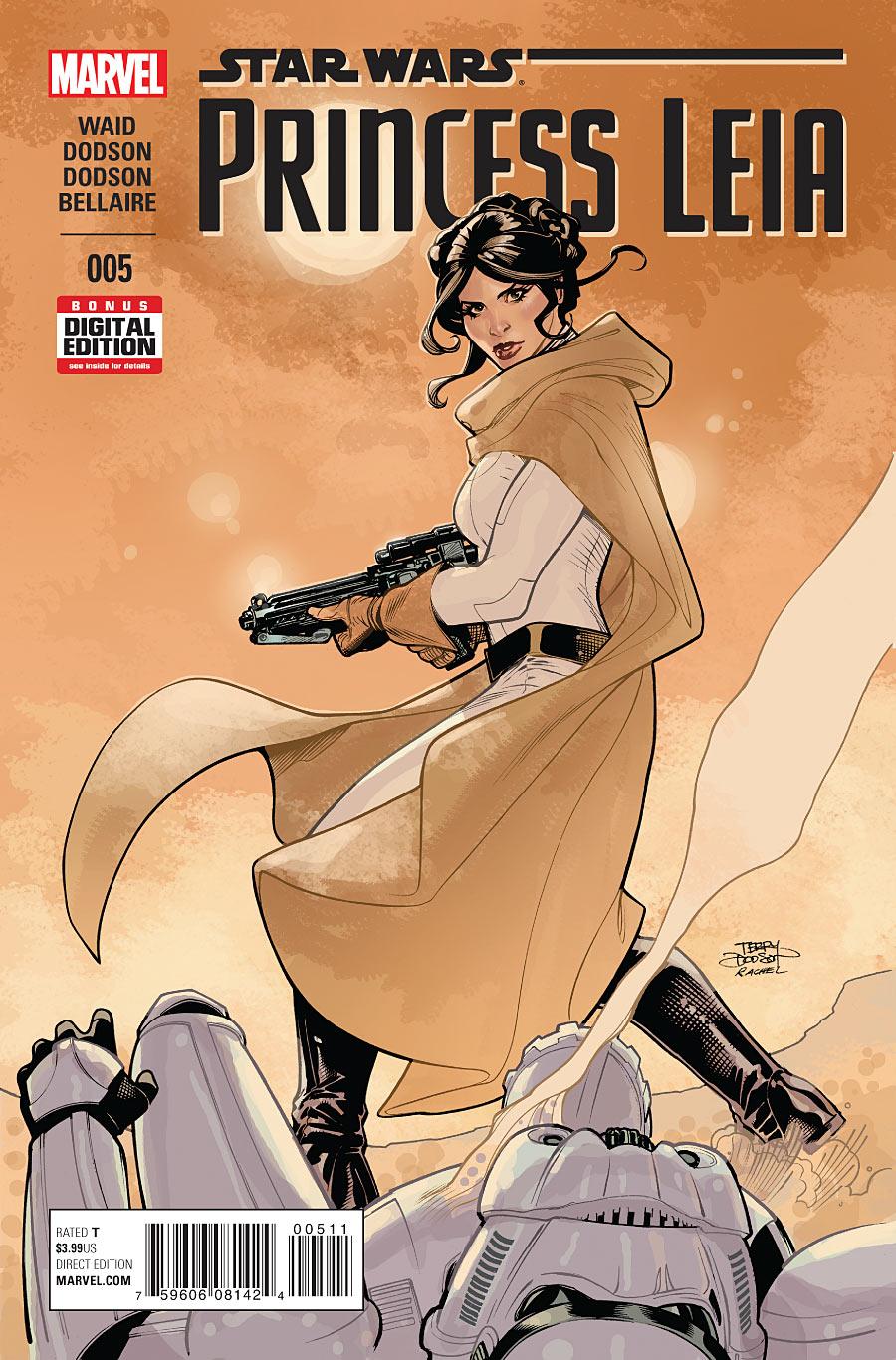 Star Wars: Princess Leia #5