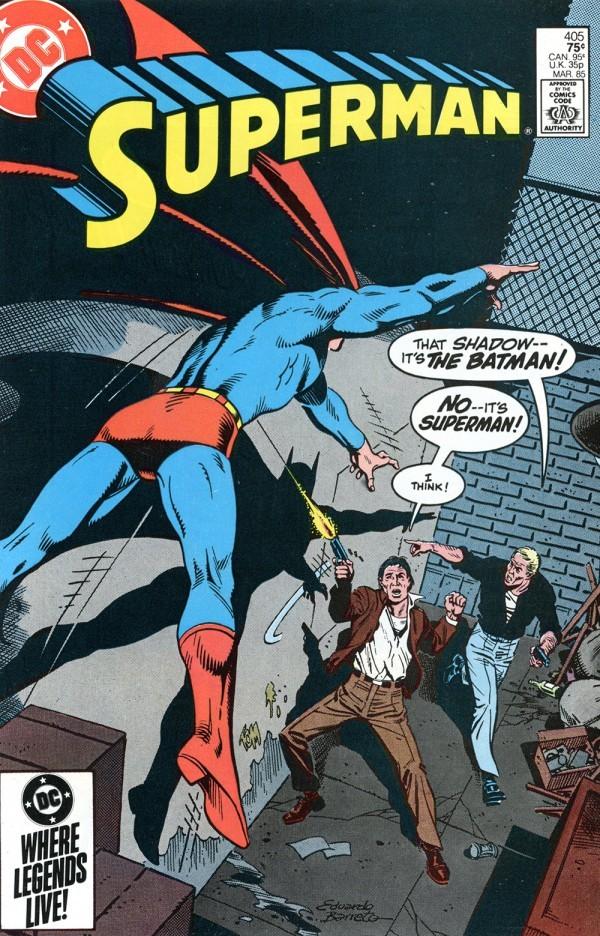 Superman #405