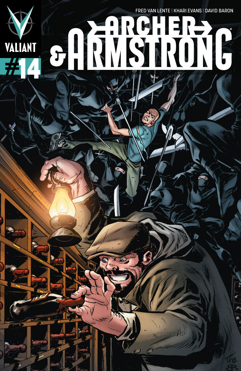 Archer & Armstrong #14