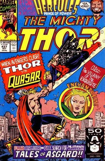 The Mighty Thor #437