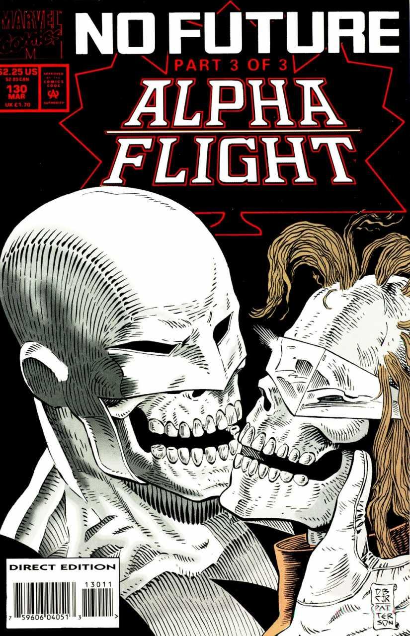 Alpha Flight #130