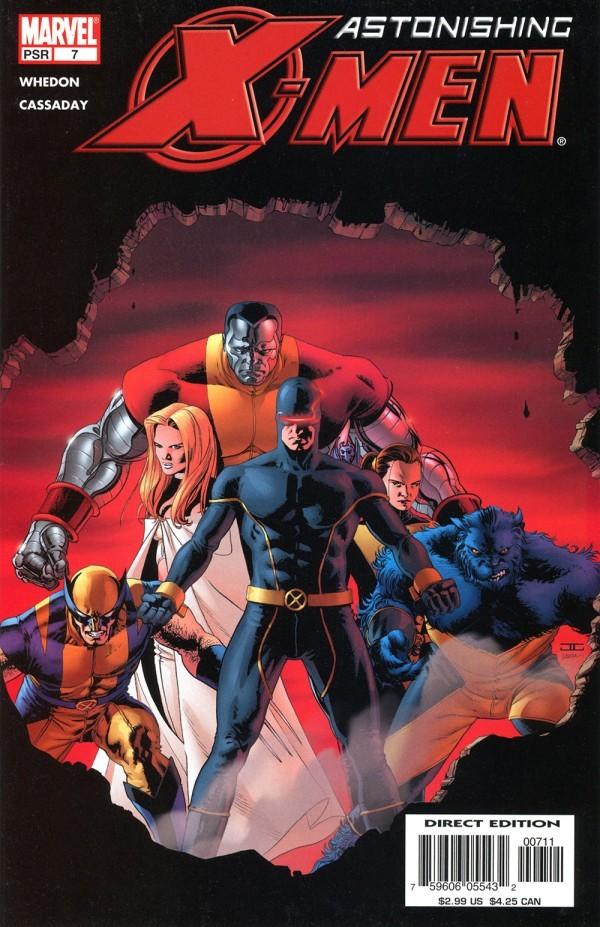 Astonishing X-Men #7
