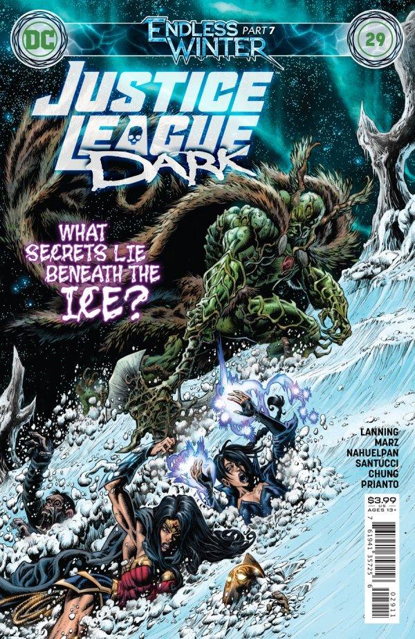 Justice League Dark #29