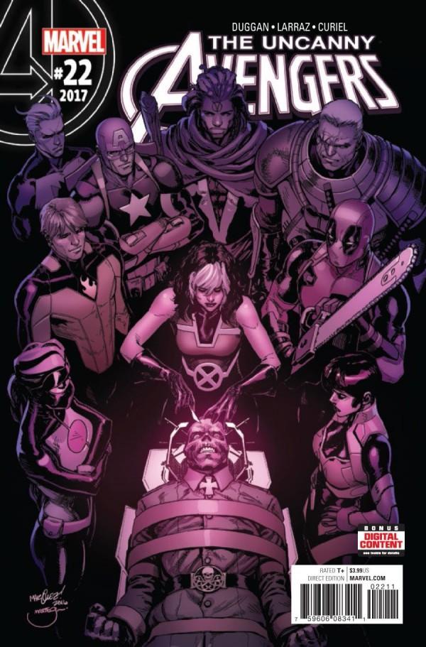 Uncanny Avengers #22