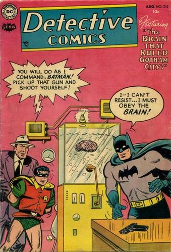 Detective Comics #210