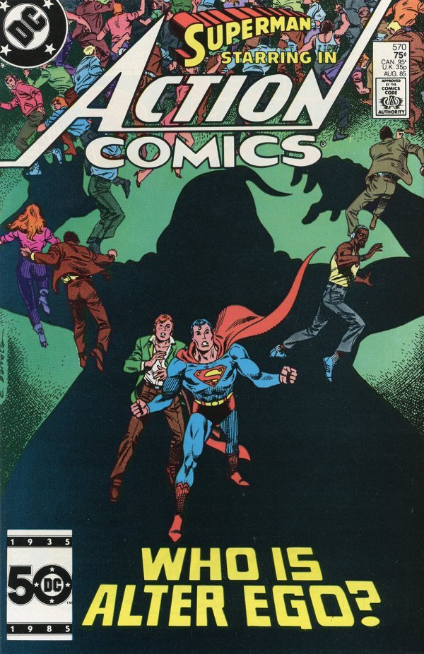 Action Comics #570
